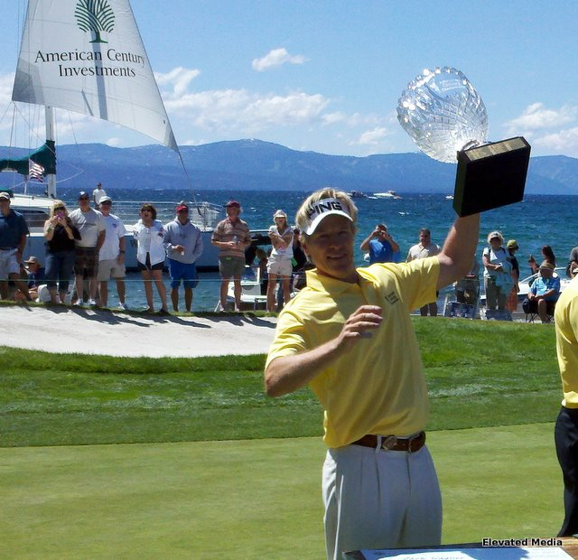 Fans Return for American Century Championship, July 9-11, at Edgewood