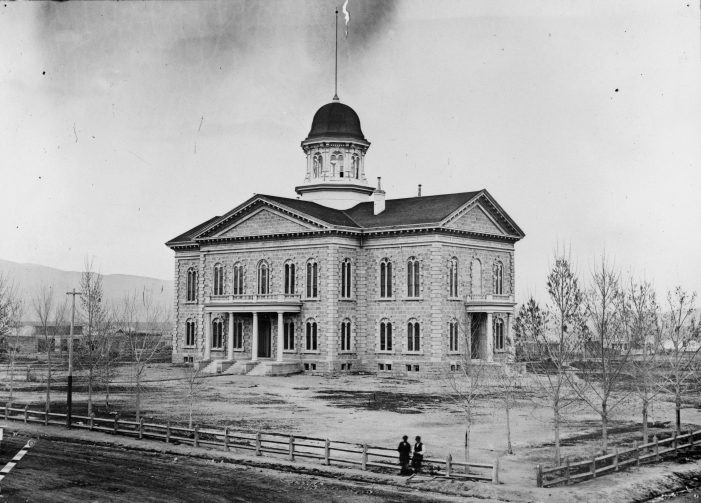 Nevada Capitol Building to Reopen to Public June 1st