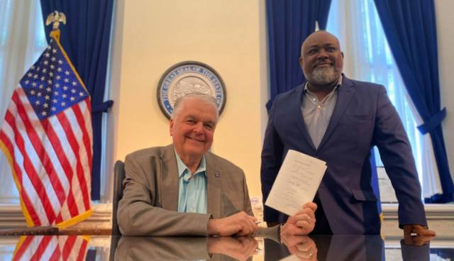 Governor Sisolak Signs Groundbreaking Legislation to Expand Voting Access in Nevada, Increase Education Funding