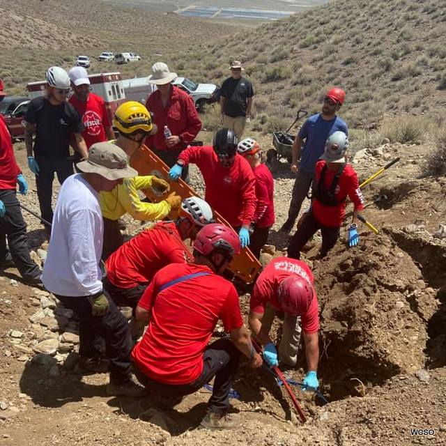Mining Accident Claims Life of 75 Year Old