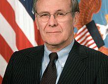 A Bit of Wisdom from Donald Rumsfeld