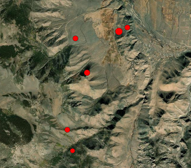 Cluster of Six Earthquakes Strike Our Area