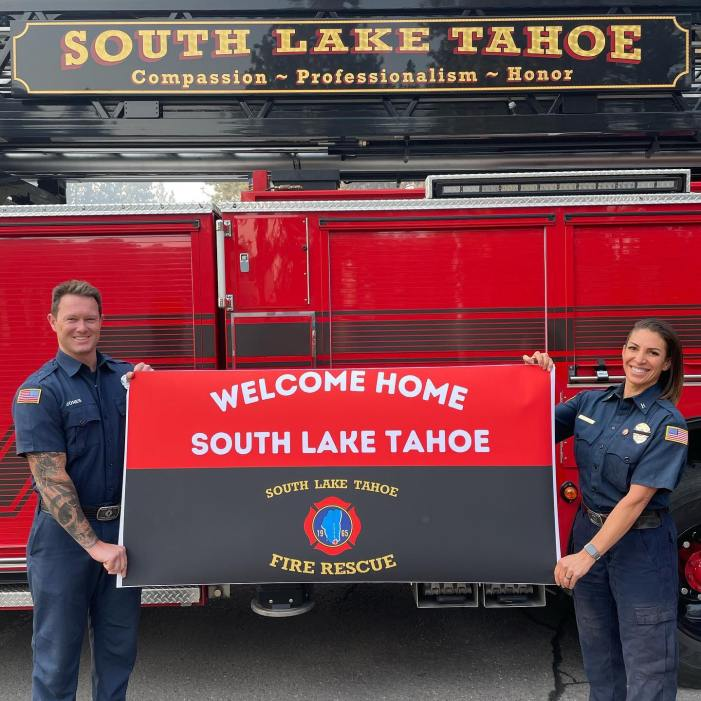 A Community Event: Welcome Back Tahoe, Honoring Our Heroes is Postponed