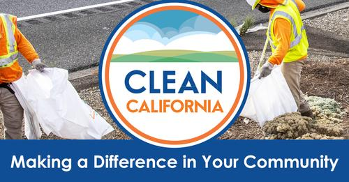 Caltrans Launches New Program Offering Volunteers up to $250 for Highway Litter Removal as Part of Clean California