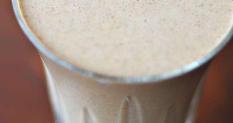 Keto Chocolate Almond Smoothie