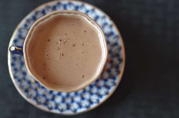 Low Carb Keto Hot Cocoa
