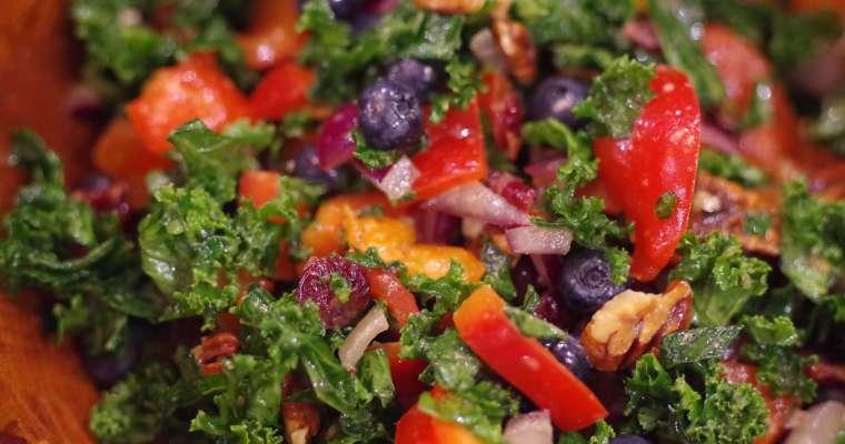 Yogi Kale Salad