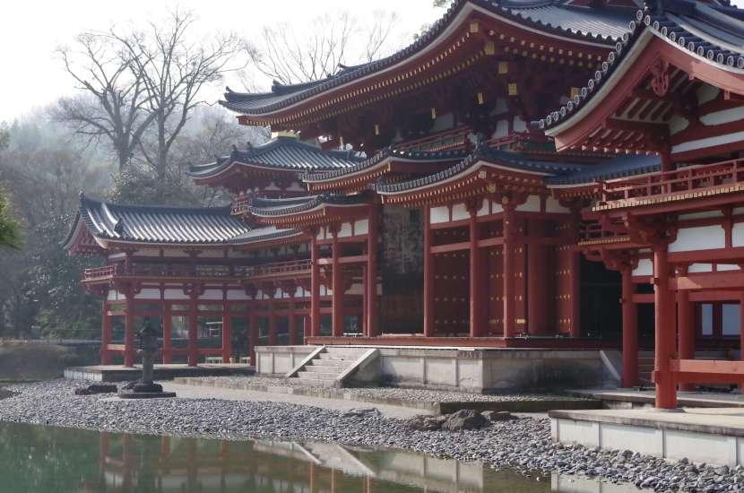 Byodoin Monastery Phoenix Hall