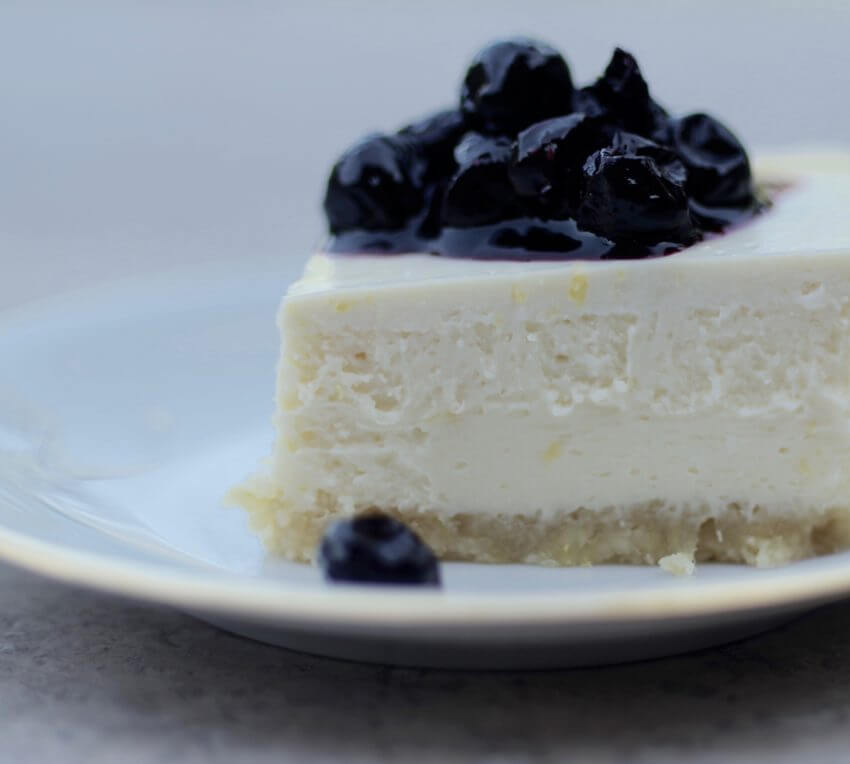 Yoga, Wine… & Low Carb CHEESECAKE!