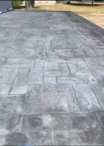 Concrete work