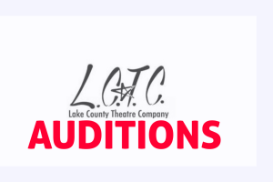 Auditions LCTC Logo