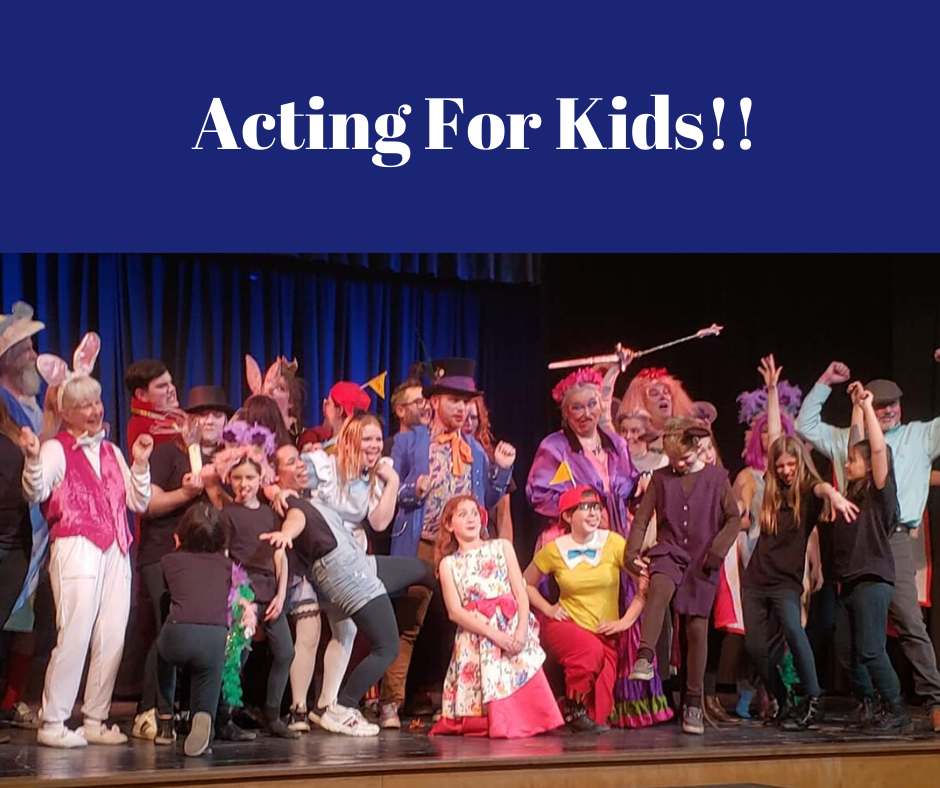 Acting For Kids!!