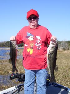 December 11th 2010 Bass Fishing Report