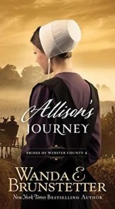 Allison's Journey by Wanda E. Brunstetter
