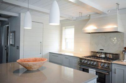South Shore Kitchen Stove