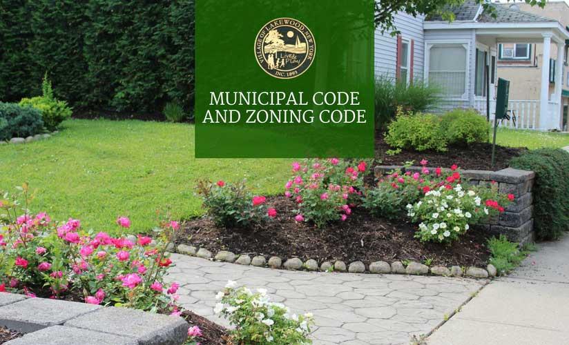 Municipal and Zoning Code