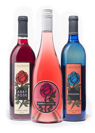 Finger Lakes Wine - Fun & Fruity | Lakewood Vineyards