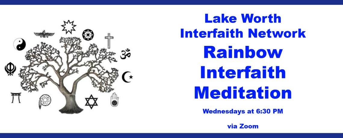 Rainbow Interfaith Meditation