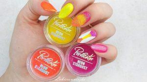 Neonowe-hybrydy-Lakierowniczka-Provocater-paznokcie-hybrydowe-neonowe-syrenki-neon-stardust- neon stardust