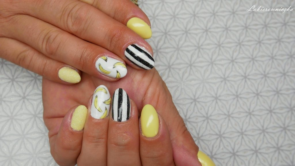 Bananowa Hybryda Provocater 014 Vanilla Ice Cream Lakierowniczka