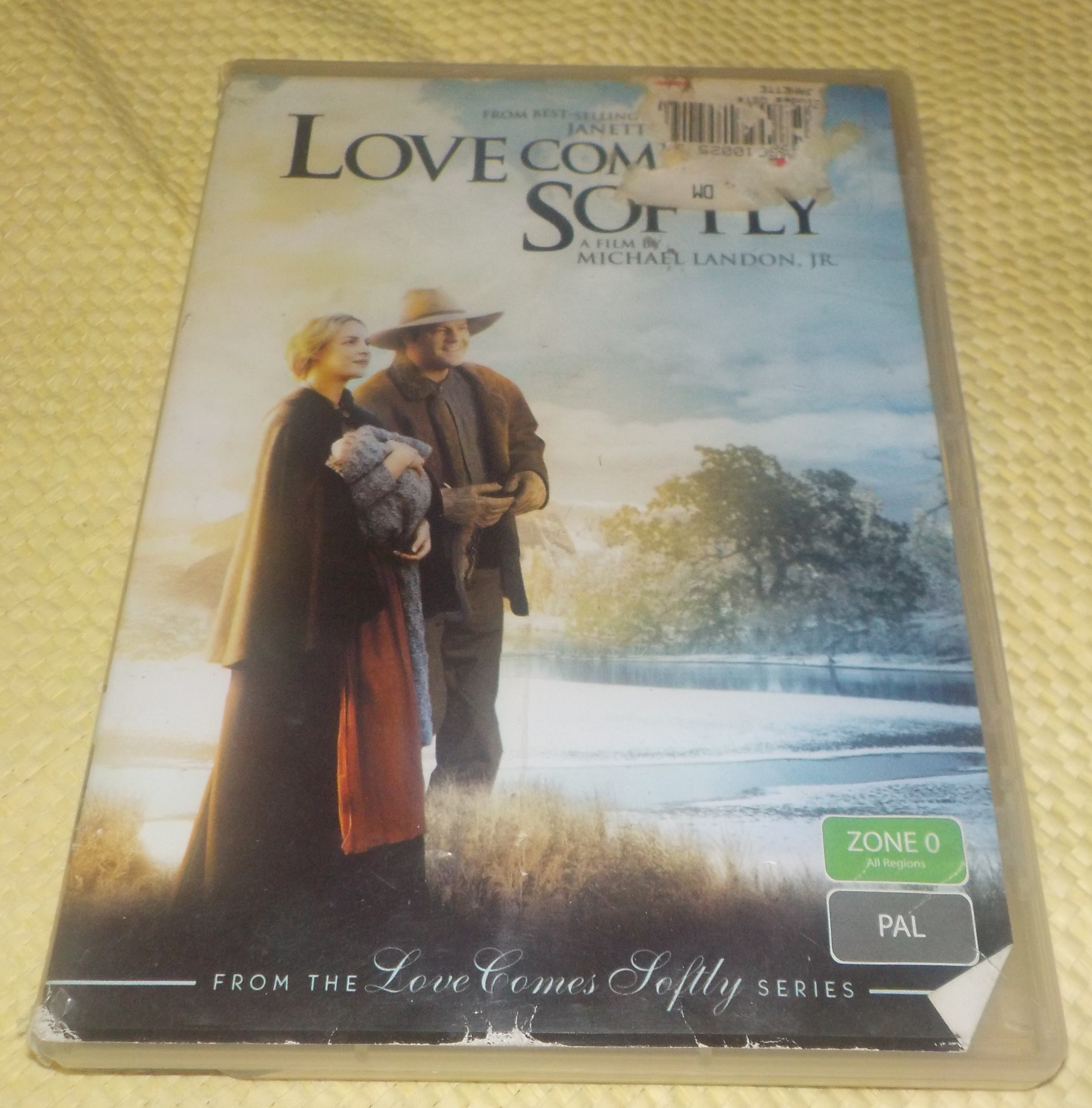 Love Comes Softly - from the Love Comes Softly Series - Used DVD video