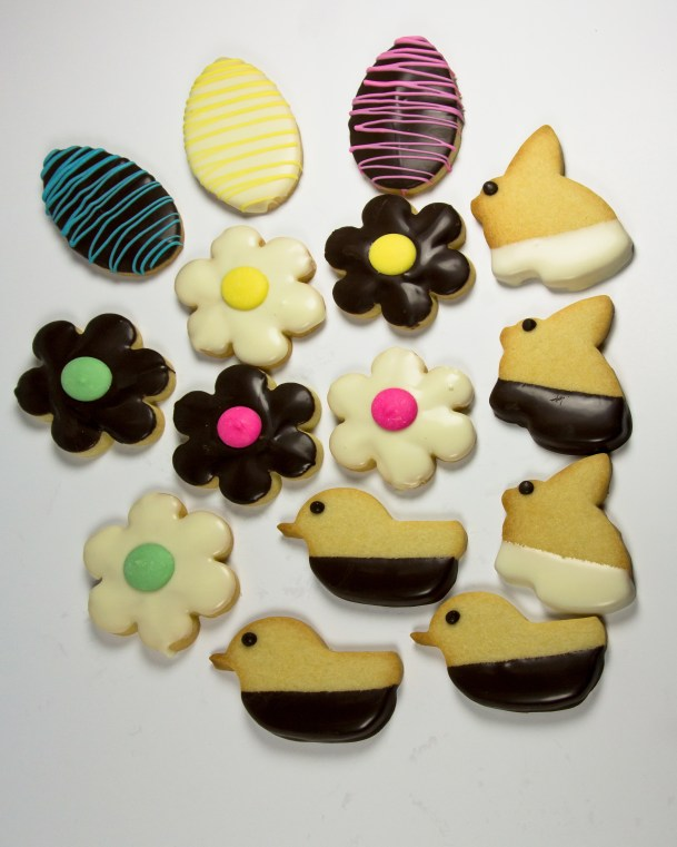 Butter Cookie Spring Assortment