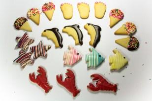 Butter Cookie Summer Assortment
