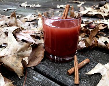 Cranberry-Apple Cider Recipe by Jessica Jones Culture Lakota East High School Spark Newsmagazine Photography by Jessica Jones