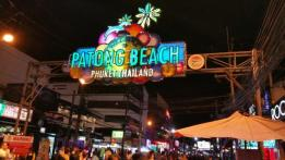 Patong Beach - Bangla Rd