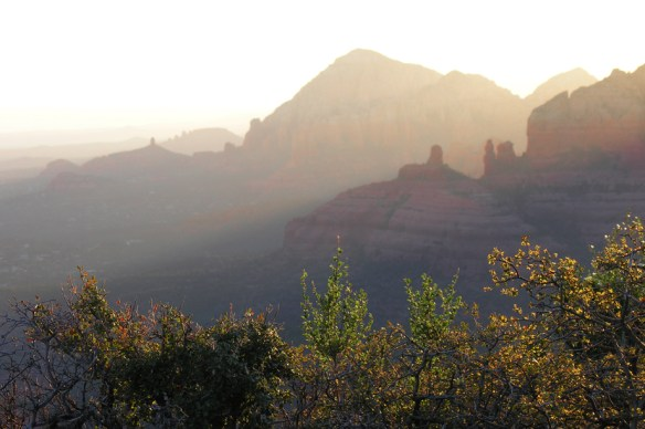 Schnebly Hill vista