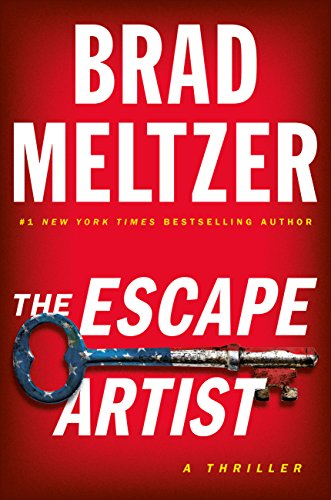 Book Review: Brad Meltzer's The Escape Artist