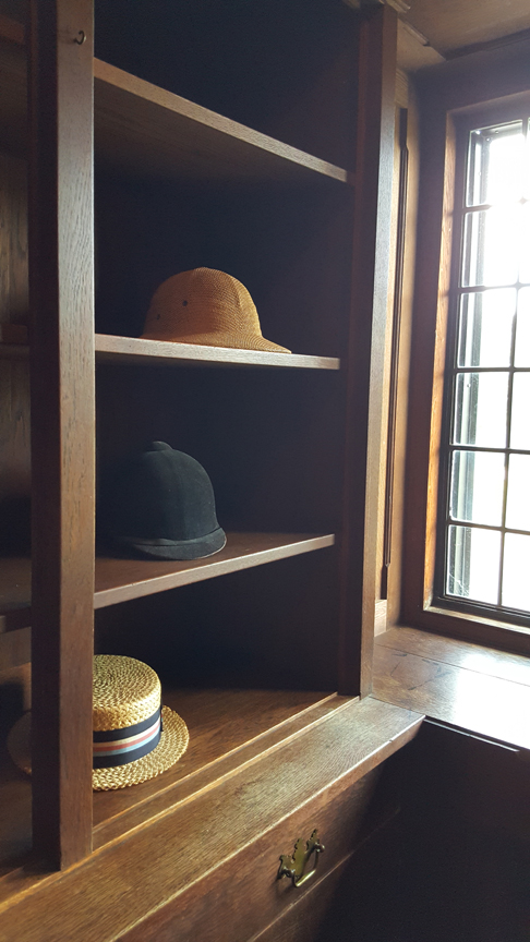 hats of the trade