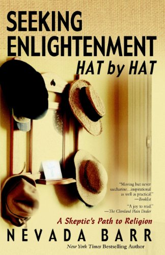 Book review: Seeking Enlightenment, Hat by Hat by Nevada Barr