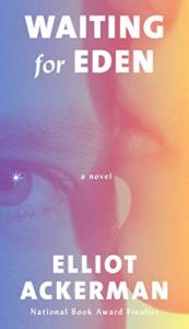 Book cover: WAITING FOR EDEN