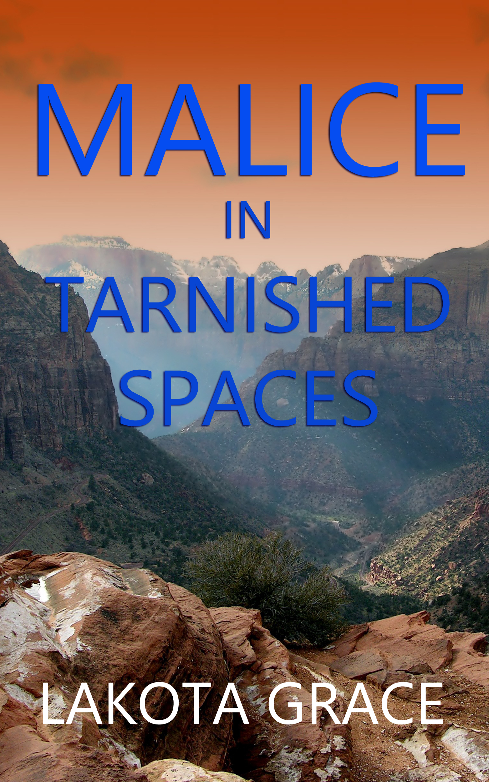 Malice in Tarnished Spaces – Cover Reveal