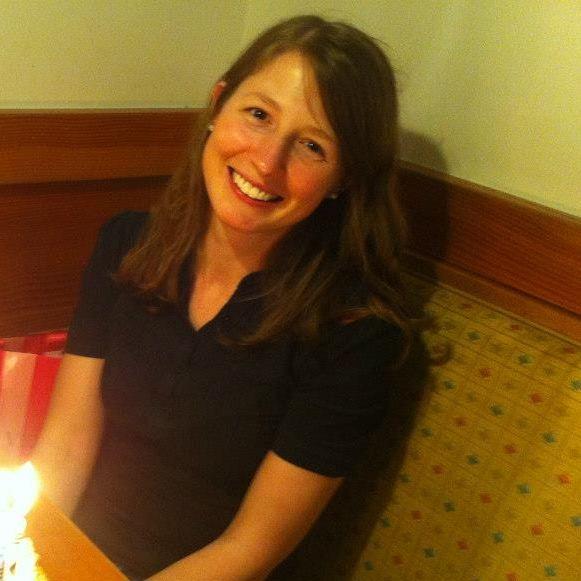 Volunteer Spotlight: Brooke Voss Linsenbardt