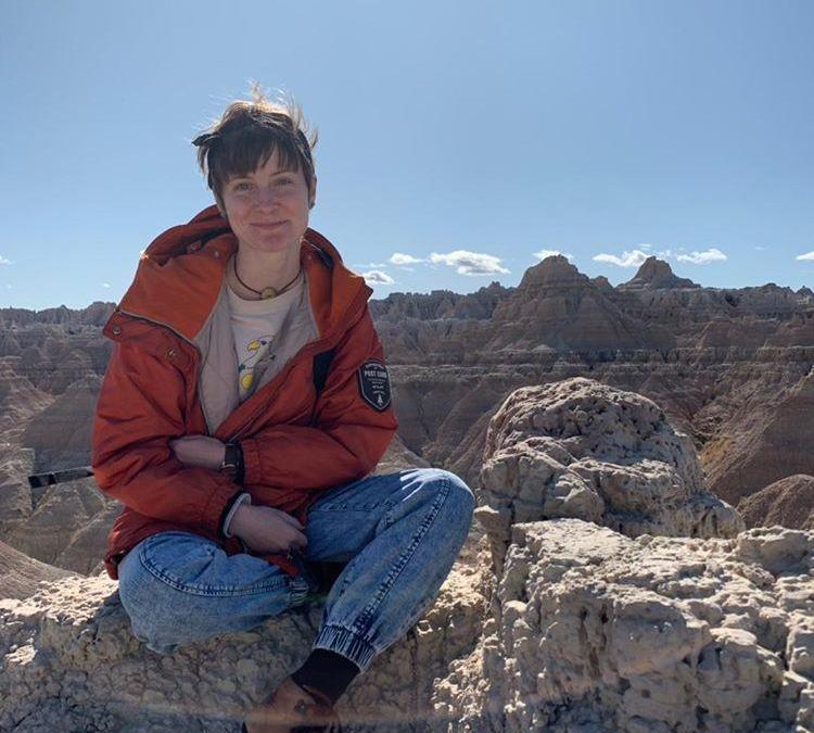 Volunteer Spotlight: Emma Kalff