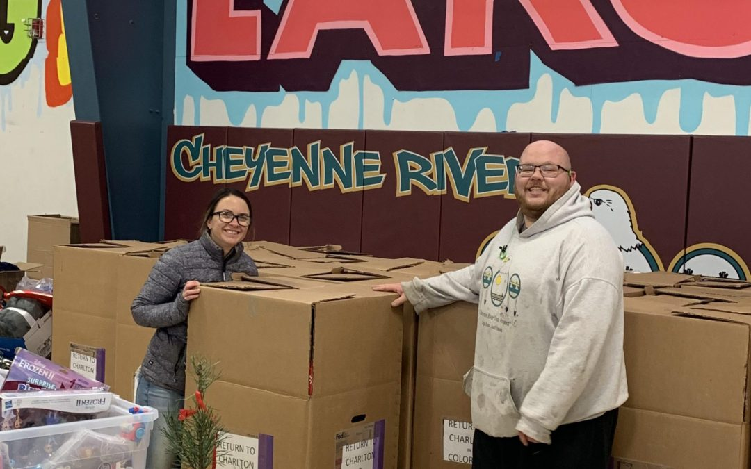 CRYP Offers Holiday Shopping, Goes Eco-Friendly, Finishes Toy Drive Prep