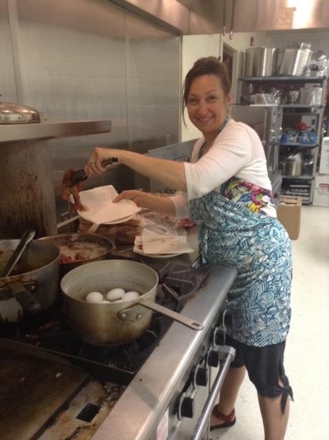 Volunteer Spotlight: Sarah Antrim-Cambium