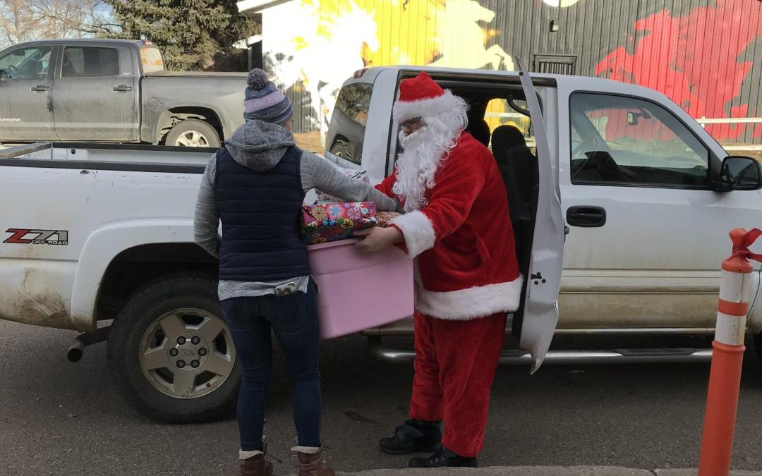 CRYP Prepares to Begin Toy Drive Deliveries; It's Not Too Late to Help Santa!