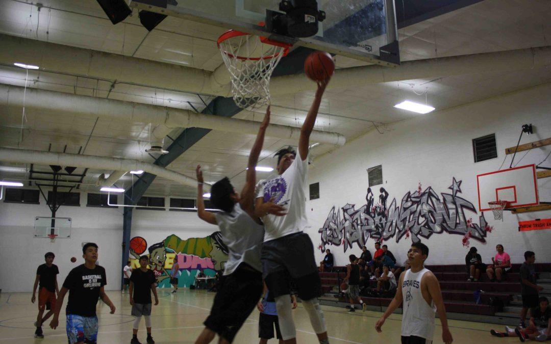 Midnight Basketball Returns on Friday, June 11