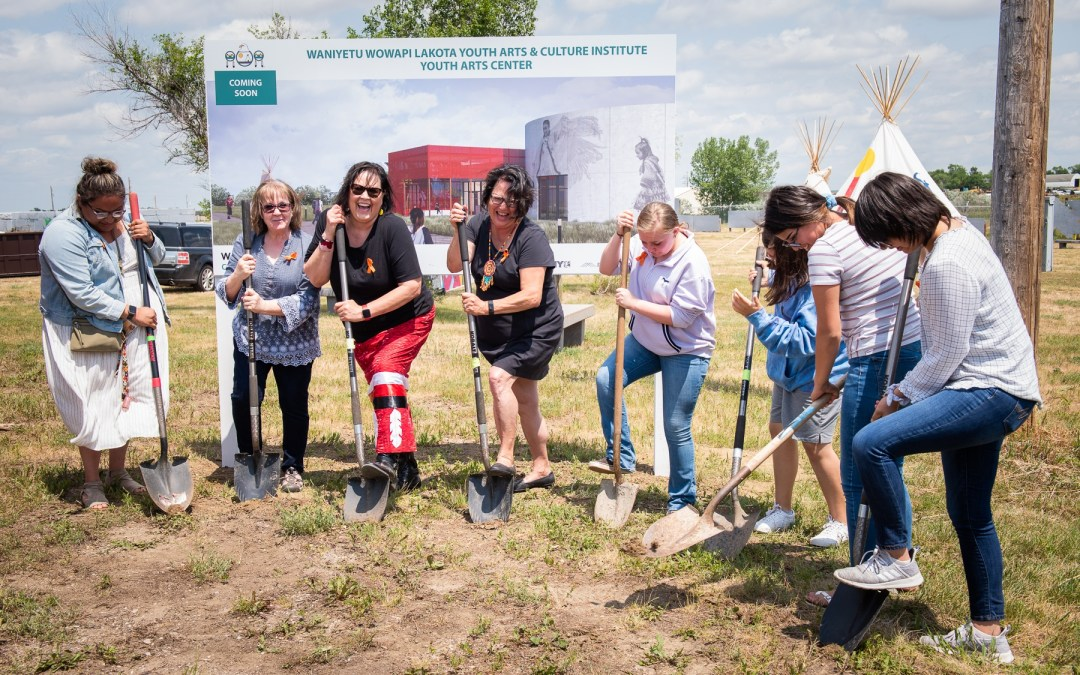 RedCan 2021 Closes with Art Center Groundbreaking & Sampson Bros. Performance