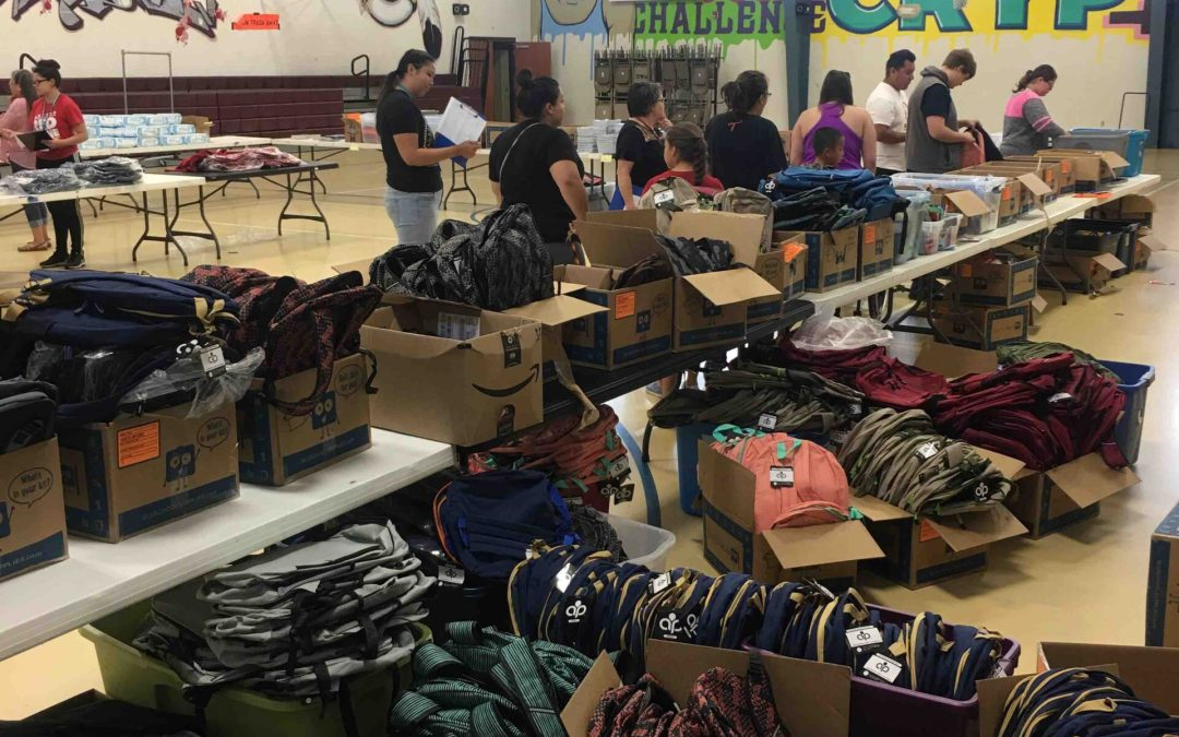 CRYP Will Fulfill School Supplies Requests Between Aug. 11 and Sept. 1
