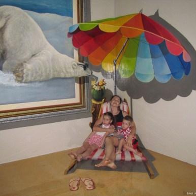 3D галерея Art in paradise Pattaya
