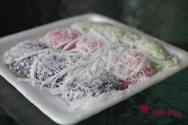 Khanom Thom кханом том десерты тайской кухни