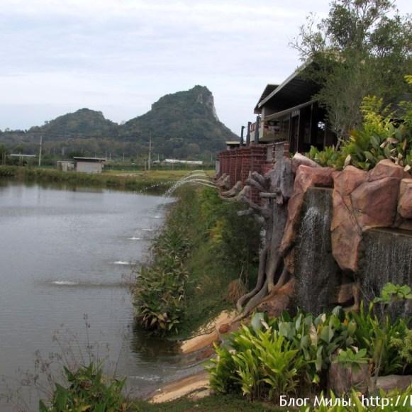 Аквапарк Рамаяна - Ramayana waterpark река водопад