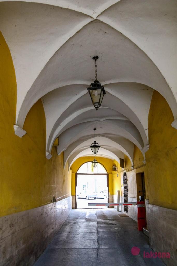 Кремсмюнстерерхоф вельс монастырь