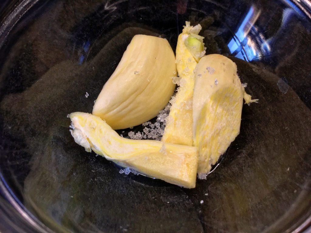 Kartoffelstampf-Olivenöl-Rucola-2