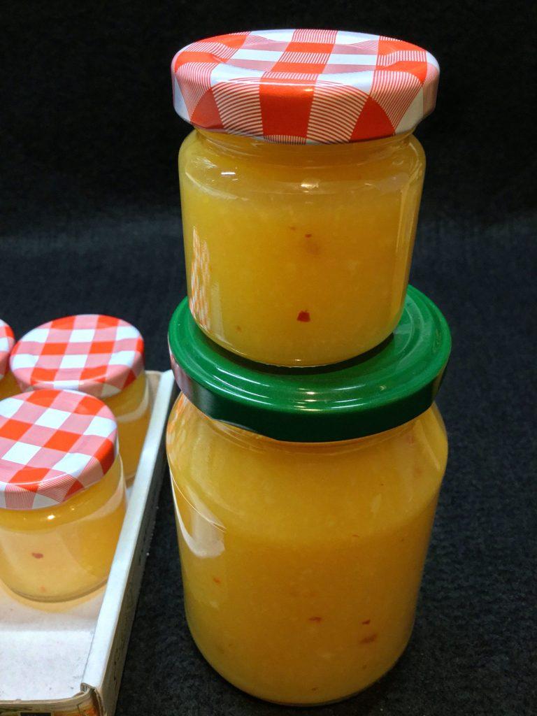 Zitronen-Ingwer-Chili-Marmelade6