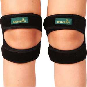 JUST GREEN Knee Support (FREE 2pcs Wrist Supports)